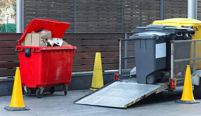 North Fort Myers-Gulf Coast Waste Dumpster Rental Solutions-We Offer Residential and Commercial Dumpster Removal Services, Portable Toilet Services, Dumpster Rentals, Bulk Trash, Demolition Removal, Junk Hauling, Rubbish Removal, Waste Containers, Debris Removal, 20 & 30 Yard Container Rentals, and much more!