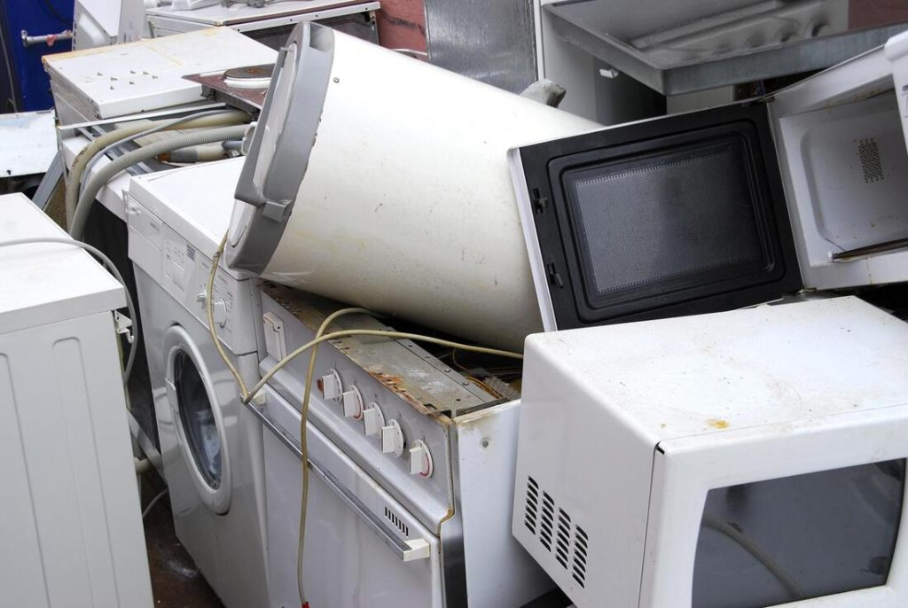 Appliance removal-Gulf Coast Waste Dumpster Rental Solutions-We Offer Residential and Commercial Dumpster Removal Services, Portable Toilet Services, Dumpster Rentals, Bulk Trash, Demolition Removal, Junk Hauling, Rubbish Removal, Waste Containers, Debris Removal, 20 & 30 Yard Container Rentals, and much more!