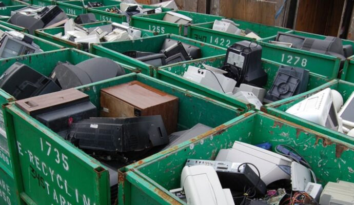 Television disposal & recycling-Gulf Coast Waste Dumpster Rental Solutions-We Offer Residential and Commercial Dumpster Removal Services, Portable Toilet Services, Dumpster Rentals, Bulk Trash, Demolition Removal, Junk Hauling, Rubbish Removal, Waste Containers, Debris Removal, 20 & 30 Yard Container Rentals, and much more!