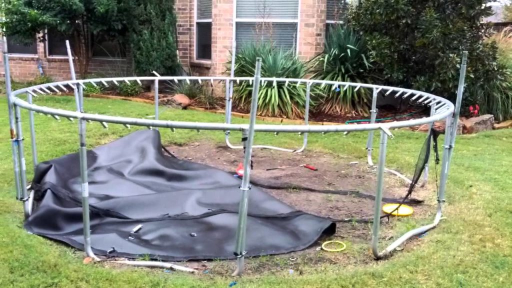 Trampoline removal-Gulf Coast Waste Dumpster Rental Solutions-We Offer Residential and Commercial Dumpster Removal Services, Portable Toilet Services, Dumpster Rentals, Bulk Trash, Demolition Removal, Junk Hauling, Rubbish Removal, Waste Containers, Debris Removal, 20 & 30 Yard Container Rentals, and much more!